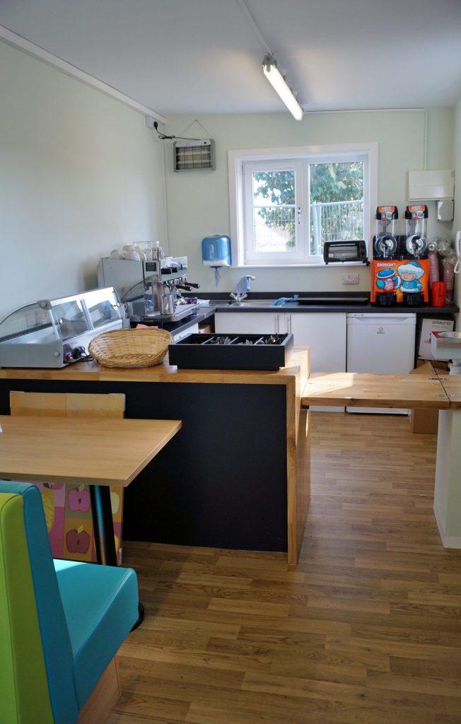 New School Cafe