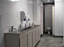Warehouse Toilet Refurbishment