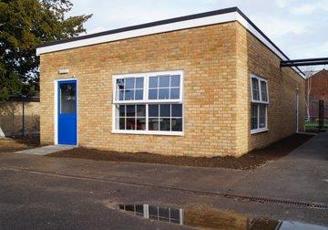 New External Classrooms