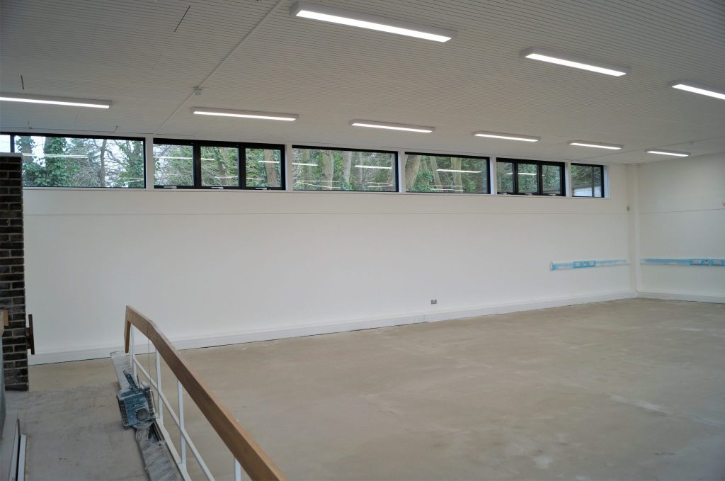 Wigmore Library Refurbishments