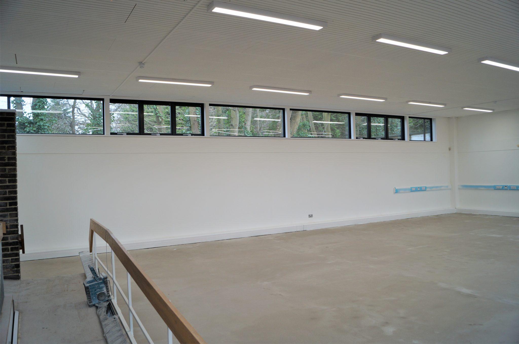 Wigmore Library Refurbishments
