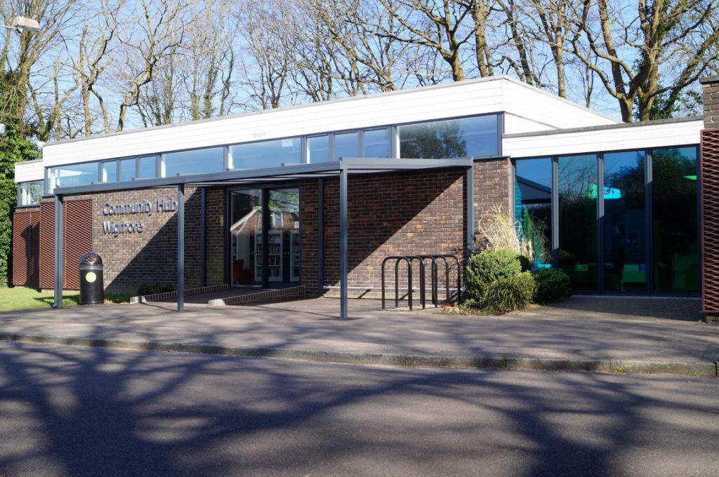 Wigmore Library Refurbishment