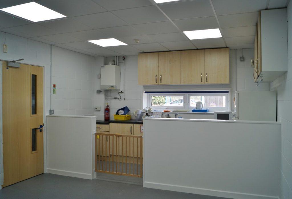 School's Nursery Refurbishments