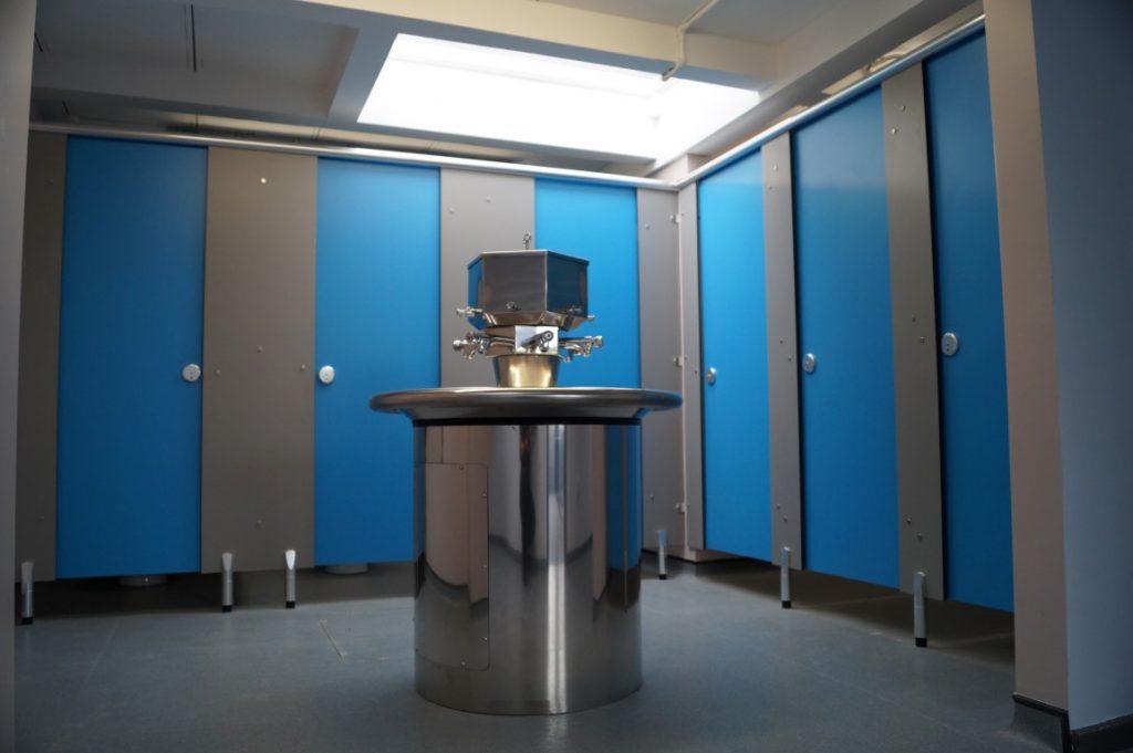 Gravesend School Toilet Refurb