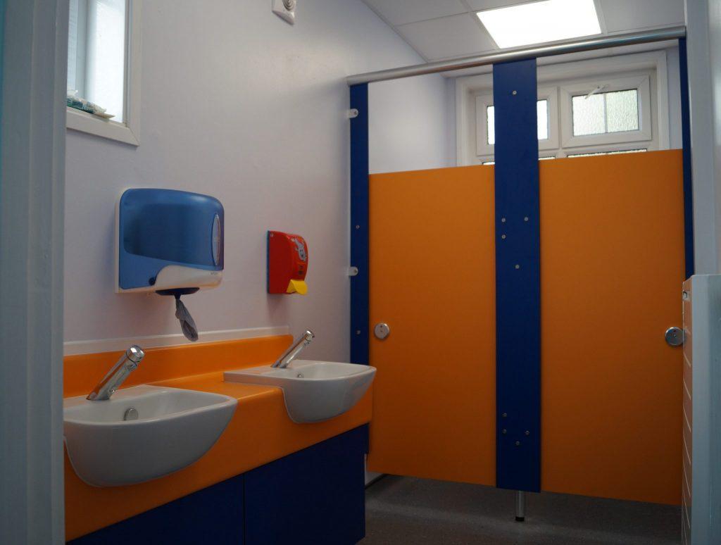 Village School Toilet Refurbishment