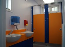 Village School Toilet Refurbishment