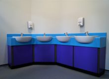 Canterbury School's Toilet Refurbishment