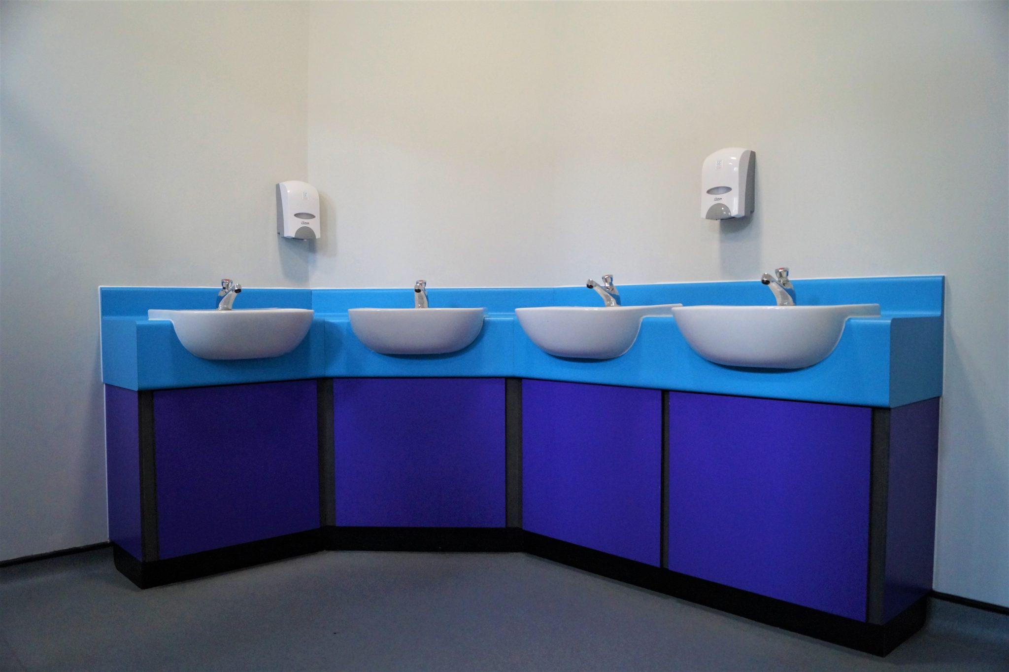 Canterbury School's Toilet Refurbishment