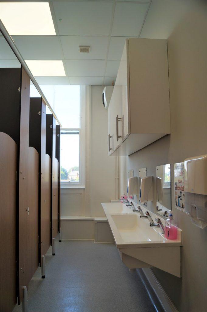 Preparatory School Toilet Refurbishment