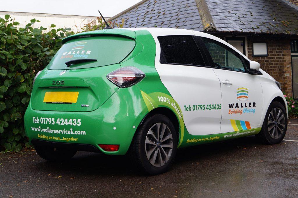 Waller Associates' Going Green